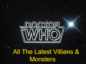 Latest Villains & Monsters
